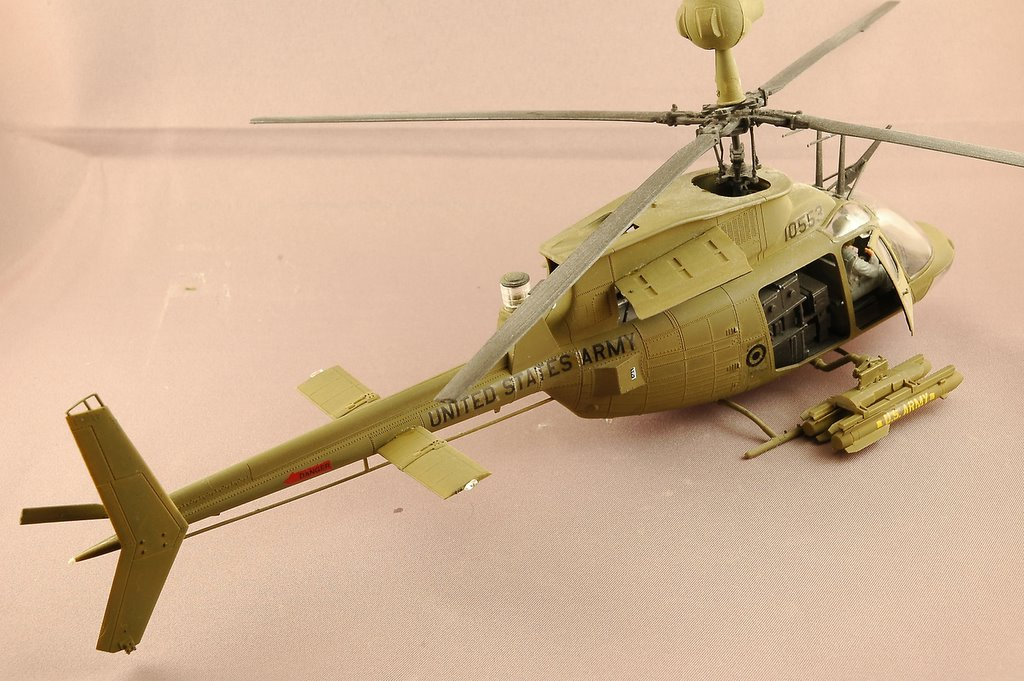 ls plastic models collections helicopters