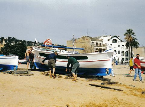 Pescadores: Tossa de Mar, 1999