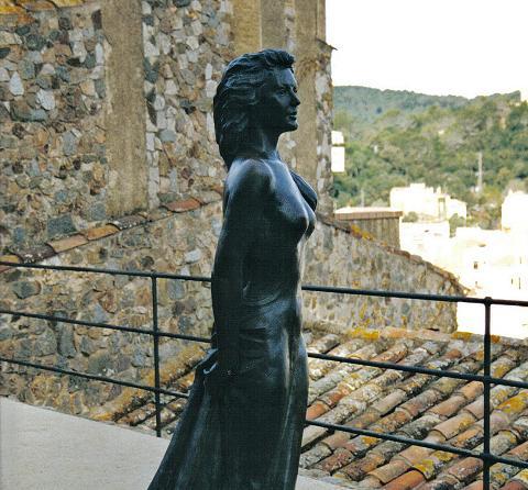 Ava Gardner. Tossa de Mar, 1999