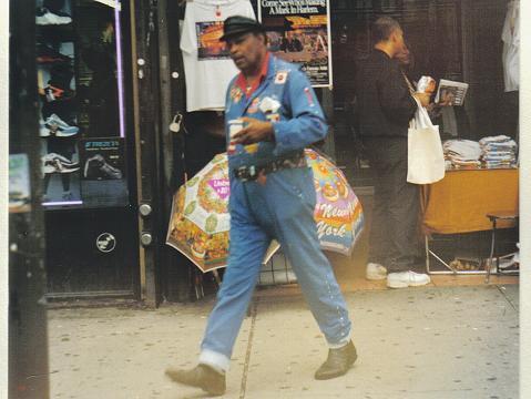 Franco, el pintor de Harlem. Nueva York, 1998