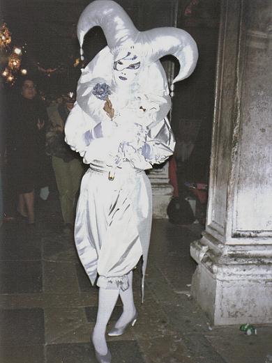 Carnavales. Venecia, 1993