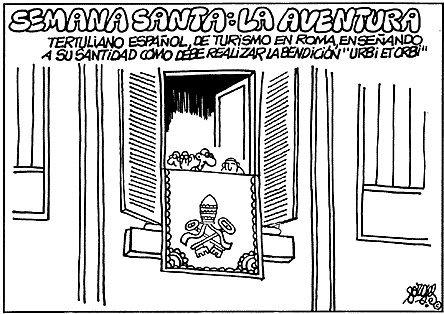Tertuliano. Imagen: Forges