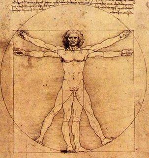 Canon según Leonardo da Vinci