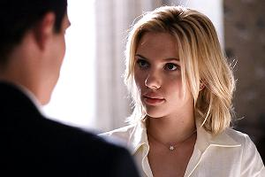 Scarlett Johansson, en 'Match Point'