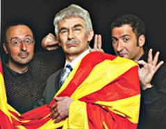 Detalle de la portada de 'Minoría absoluta al país del tripartit'. Ed. Columna