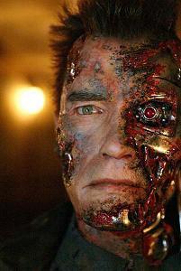 Arnold Schwarzenegger, como Terminator