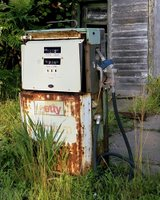 Gasoline Pump