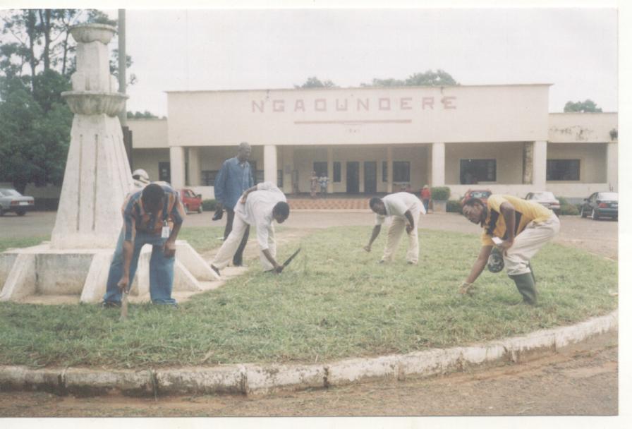 Fondationgeorgeslemaraicher f te du 20 mai 2006 au - Les cabinets de recrutement au cameroun ...