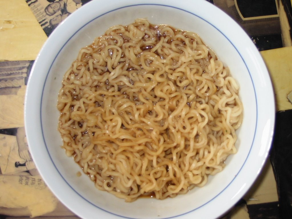 top ramen and tuna anabolic