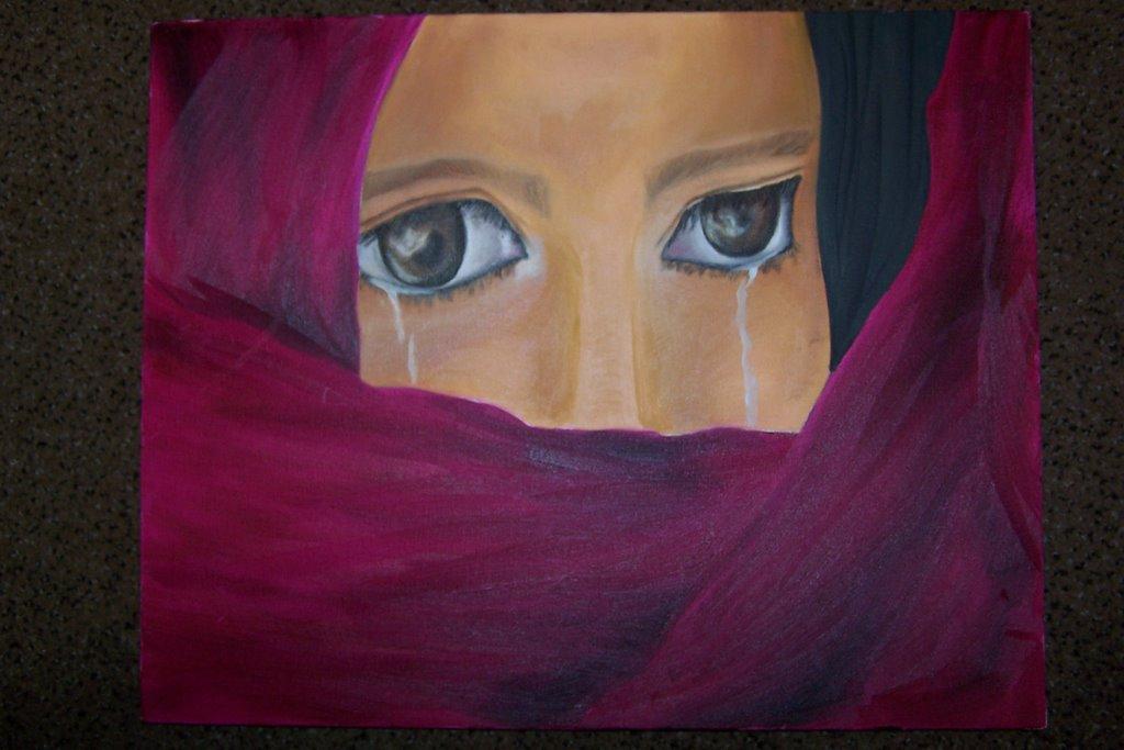 Resultado de imagen para magdalena mujer que llora