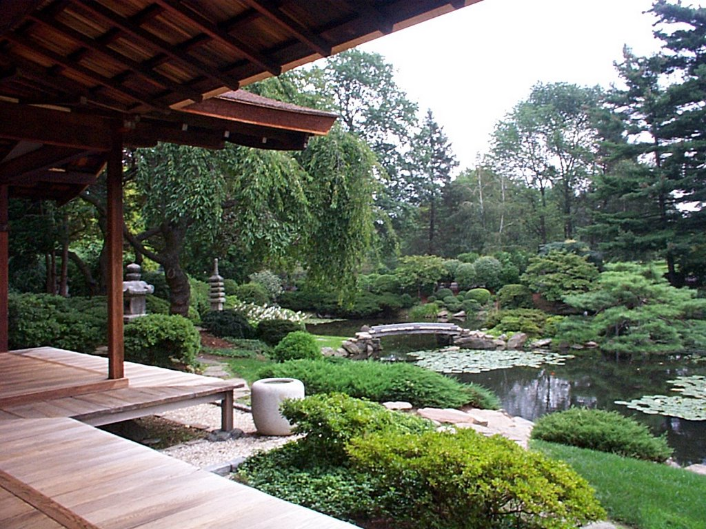 Superb Japanese Garden, Philadelphia