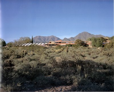 Frank Lloyd Wright's 'Taliesin West'
