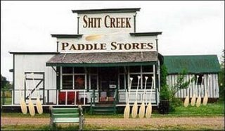 new model library -- Shit Creek paddle store