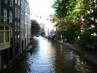 Bonic canal d'Utrecht...