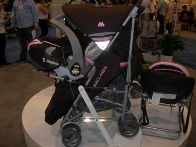 Maclaren's 2007 New Products | Baby Chic News