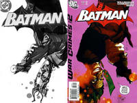 BATMAN cover by Jock