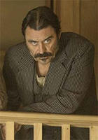 Al Swearengen from HBO's DEADWOOD