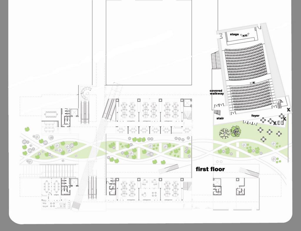 Levi 39 s studio 4b school of industrial design site floor for Industrial design sites