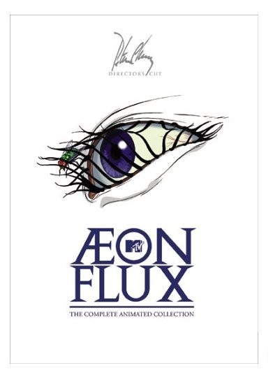 The Elderly Gamer: Aeon Flux Complete Animated Series
