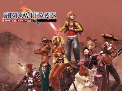Shadow Hearts From The New World Shadow Hearts New World