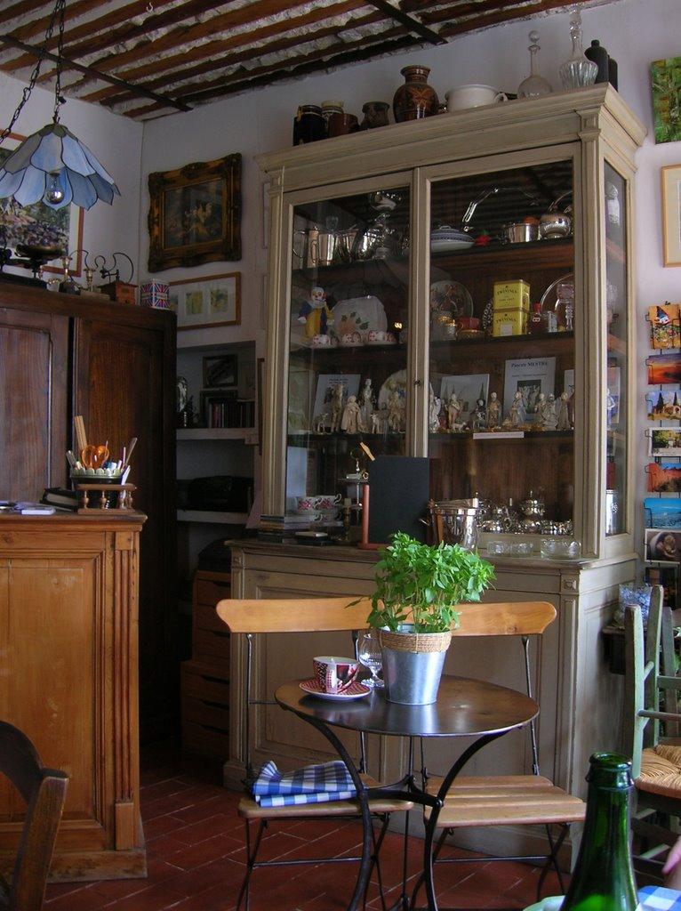 Inspirierend Glasvitrine Küche