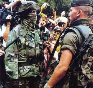 Mirror Images in Oka 1990