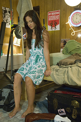 The poop tvs best new hottie played by minka kelly lyla has stolen our hearts with her southern girl charm and turned us on with her good girl gone bad sluttiness voltagebd Images