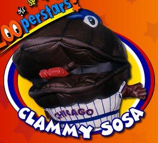 Clammy Sosa