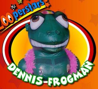 Dennis Frogman