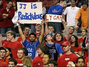 Can't post about JJ Redick without this pic