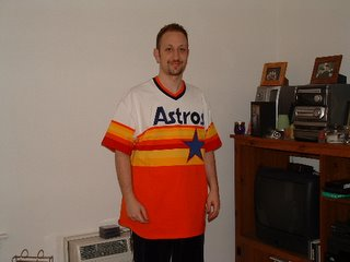1980 Houston Astros Nolan Ryan, you can't be baller if you don't rock this jersey