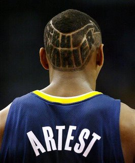 In 1994 Sobel had Jimmy the Barber shave In God's Hands into his hair in honor of Anthony Mason