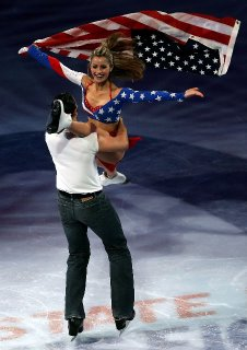 Tanith Belbin's costume from the U.S. Championships, before she was even a U.S. citizen