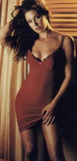 Bianca Kajlich, girlfriend of American soccer star, Landon Donovan