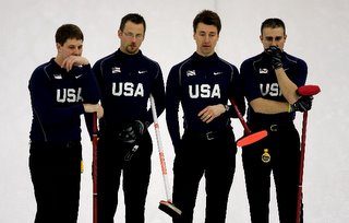 from left: John Schuster, Shawn Rojeski, Pete Fenson and Joe Polo