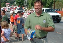 Congressman Heath Shuler