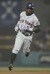 his second major league home run got less fanfare