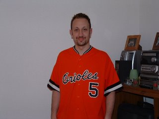 1971 Baltimore Orioles Brooks Robinson, probably my favorite of all the jerseys I own