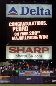 Congrats, Pedro