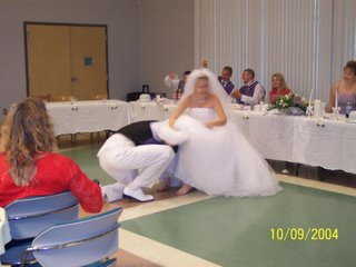 The garter ceremony, the epitome of class