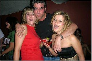Juice and his ladies