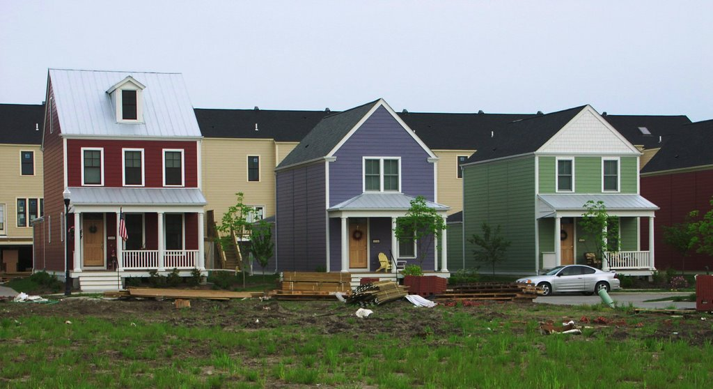 Rome of the west new urbanism comes to saint charles for New urbanism house plans