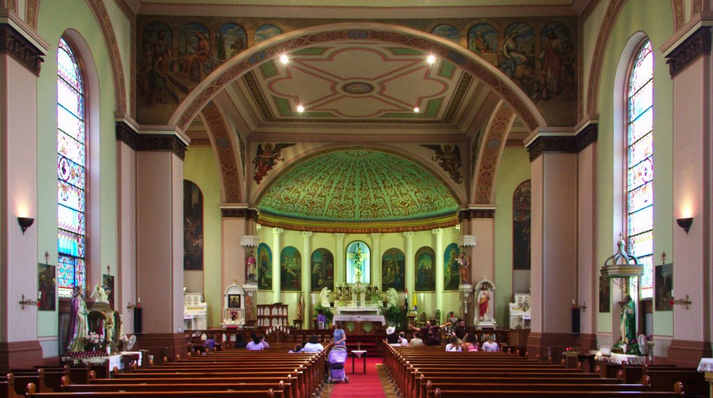Photos Of Saint Mary Victories Chapel In Louis Missouri