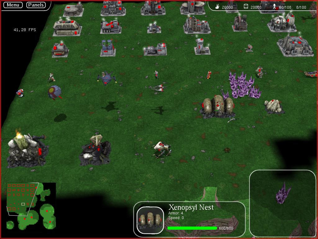 Orts A Free Software Rts Game Engine