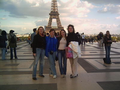 The Gals in Paris
