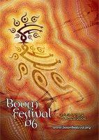 Boom festival 2006 flyer