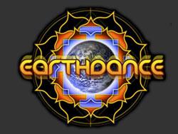Earthdance festival logo