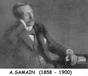 Albert samain 1858 1900 l nh th ph p sinh lille v for Au jardin de l infante albert samain