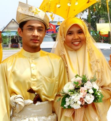 Beng dan isteri, Khadijah..