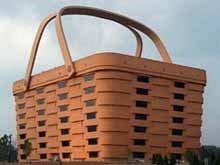 building bentuk basket.. rasa cam nak mkn je